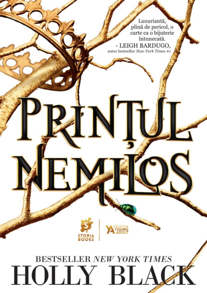 Holly Black · Prințul nemilos