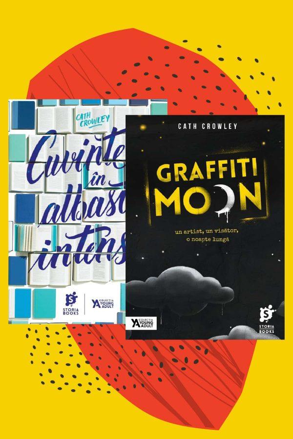 Cărți de Cath Crowley