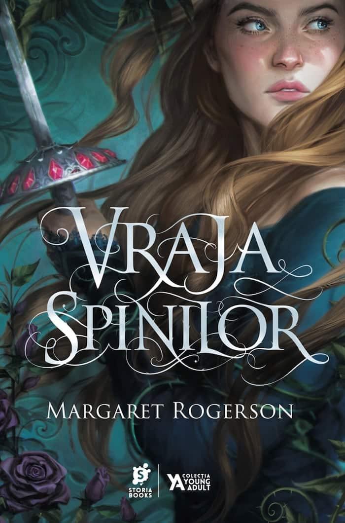 Vraja Spinilor · Margaret Rogerson · Storia Books
