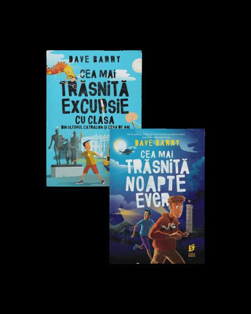 Pachetul trăsnit · Storia Books