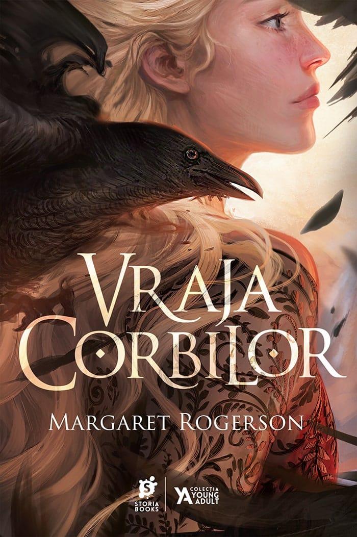 Vraja Corbilor · Margaret Rogerson · Storia Books