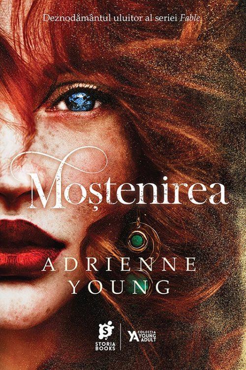 Moștenirea • Adrienne Young